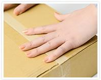 STEP1. 商品の梱包
